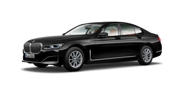 BMW 7er 730dA Lim. InnovPaket NaviProf.HUD.Keyl.Glasd.