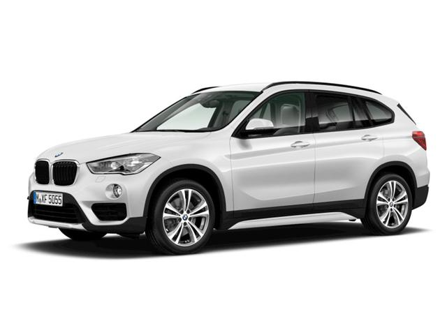 BMW X1 - xDrive18d Advantage LED/NAVI/Heckklappe/TEMPO