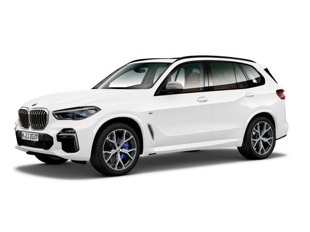 BMW X5 M50d Laserl. ACC AHK HuD H&K LiveCockpit