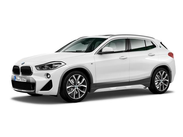 BMW X2 - sDrive20d Advantage Head-Up HiFi DAB LED RFK EURO 6