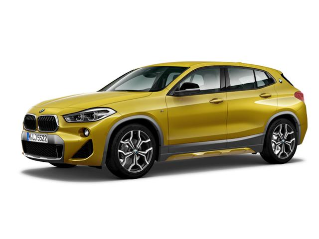 BMW X2 - sDrive18d Advantage LED Navi Tempomat AHK EURO 6