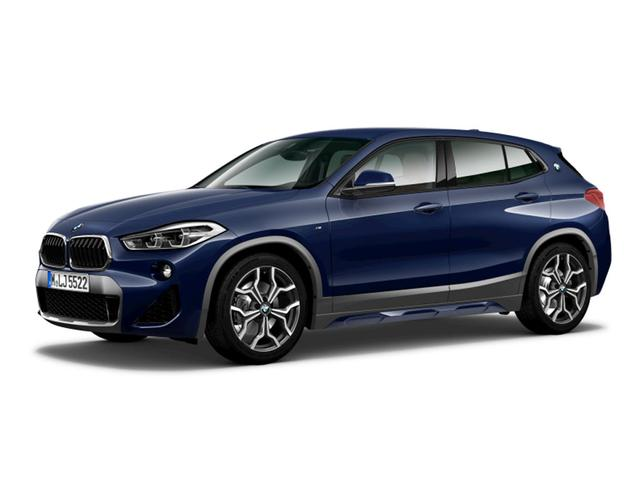 BMW X2 - sDrive20d Advantage DAB LED Navi Tempomat EURO 6