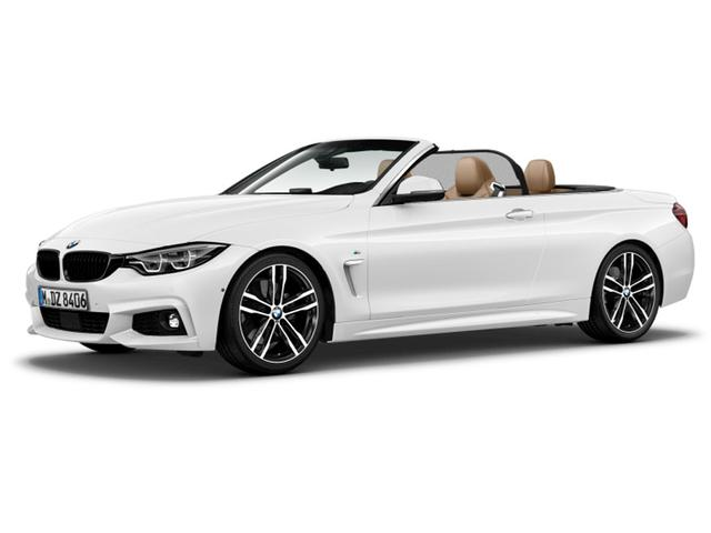 BMW 4er 430i Cabrio Sportpaket Head-Up HK HiFi DAB LED