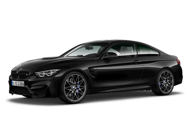 BMW M4 - Coupé EURO6 Competition P. Head-Up HK HiFi M DKG LED RFK