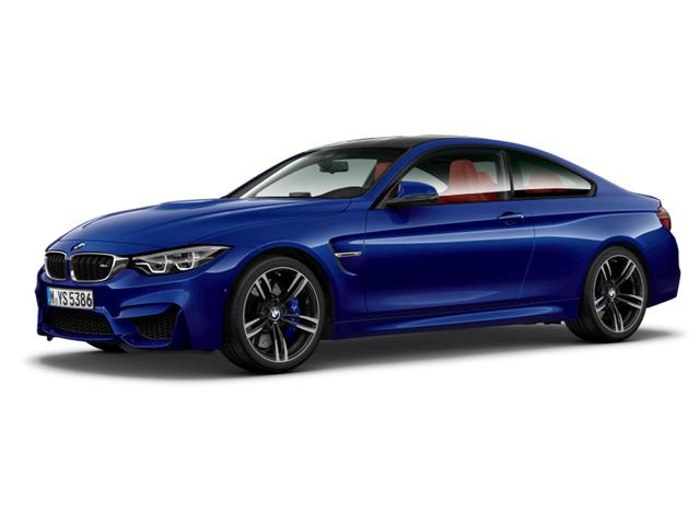 BMW M4 Coupe Competition Paket UPE 102.439 EUR