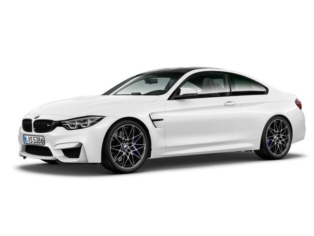 BMW M4 Coupe M Compet. Individual 20Zoll NP.119100.-