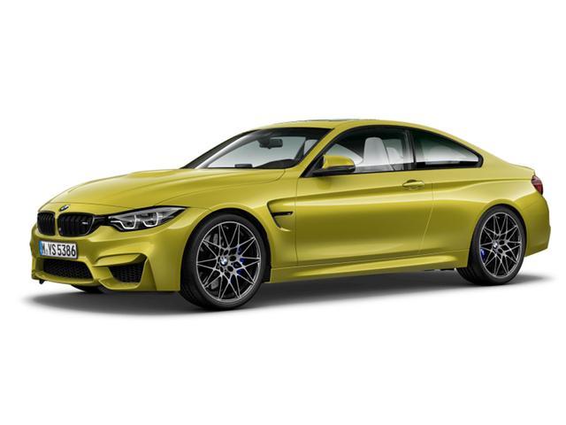 BMW M4 Coupé Competition P. Ind. Kreide HK HiFi DAB LED