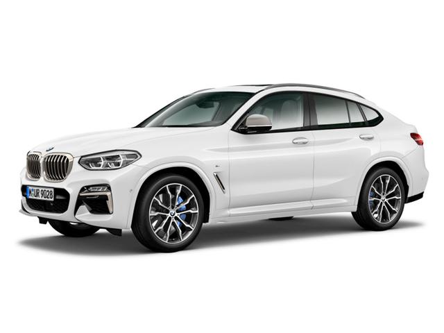 BMW X4 - xDrive20d EURO6 M Sport Head-Up HiFi DAB Dyn.