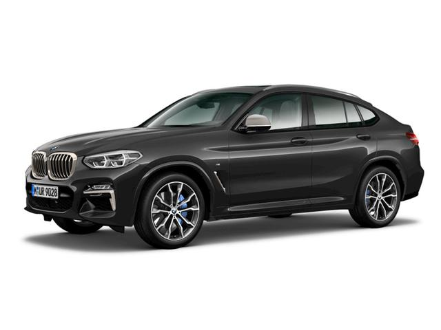 BMW X4 - M40i EU6d-T Park-Assistent,AHK, Head-Up, Navi, LED-Scheinwerfer
