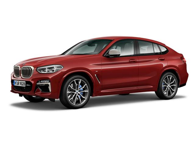 BMW X4 M Gestiksteuerung Competition P. Head-Up DAB