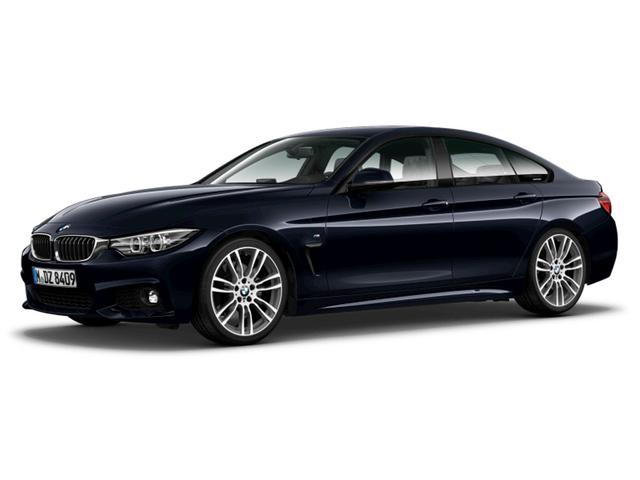 BMW 4er 435d xDrive Gran Coupe Luxury Line Sonderleasing