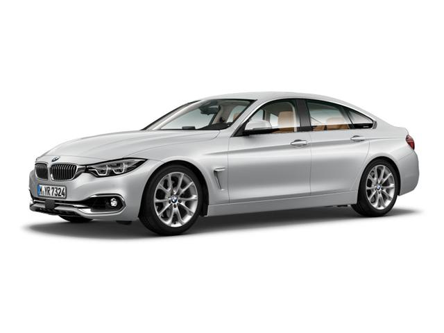 BMW 4er - 420d xDrive Gran Coupé Luxury Line LED RTTI USB EURO 6