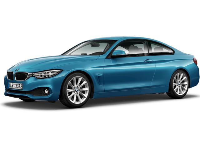 BMW 4er 420d Coupé Luxury Line EURO 6