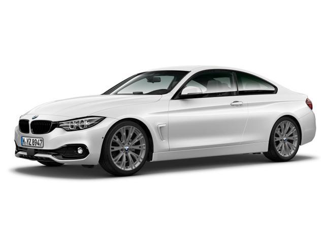 BMW 4er - 420i Coupé Sport Line