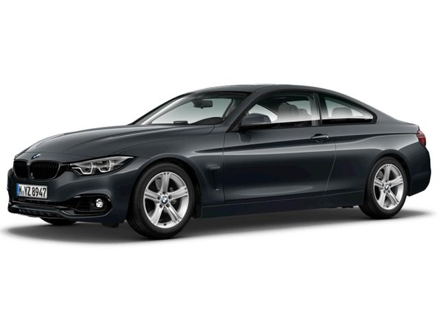 BMW 4er - 420d Coupé EURO6 Sportpaket HiFi Var. Lenkung Na