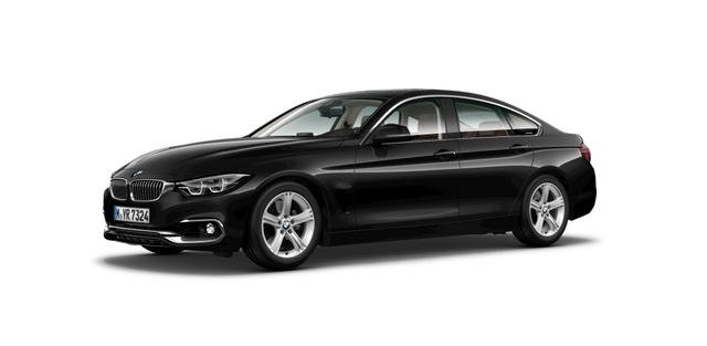 BMW 4er - 435dA xDrive Gran Coupe Luxury Line