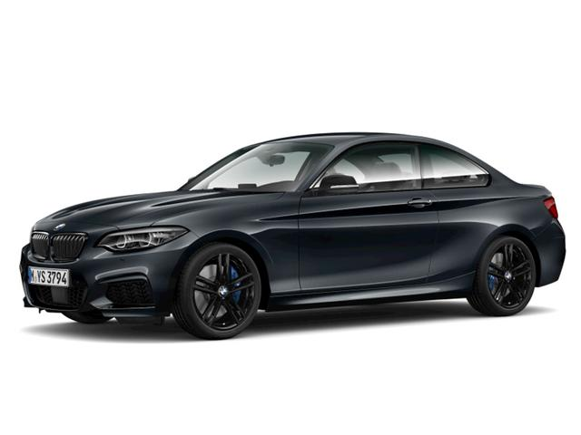 BMW 2er 218i Coupe Sport Line Navi