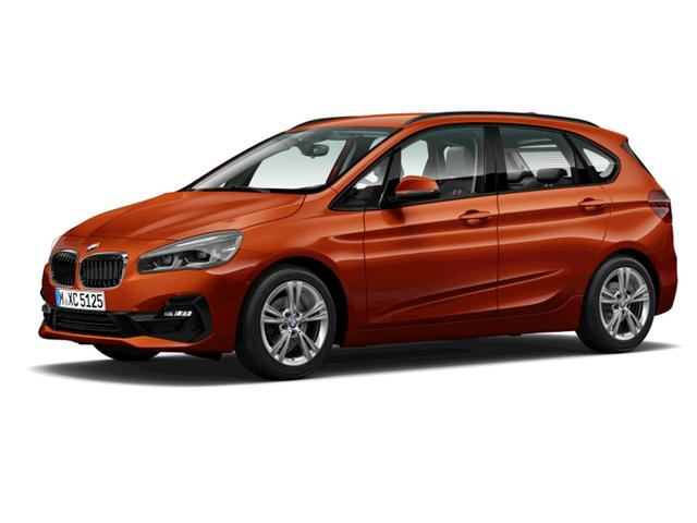 BMW 2er Active Tourer 216d EURO 6 Advantage LED Navi
