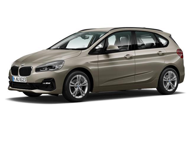 BMW 2er Active Tourer - 216d EURO 6 Advantage LED AHK Shz