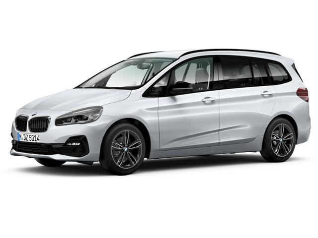 BMW 2er Gran Tourer - 218i Advantage HiFi LED Navi RTTI