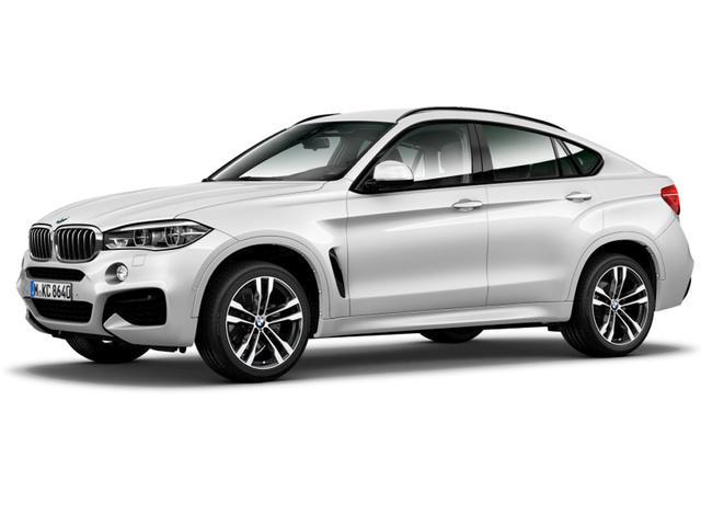 BMW X6 xDrive30d Sportpaket Gestiksteuerung Head-Up EURO 6