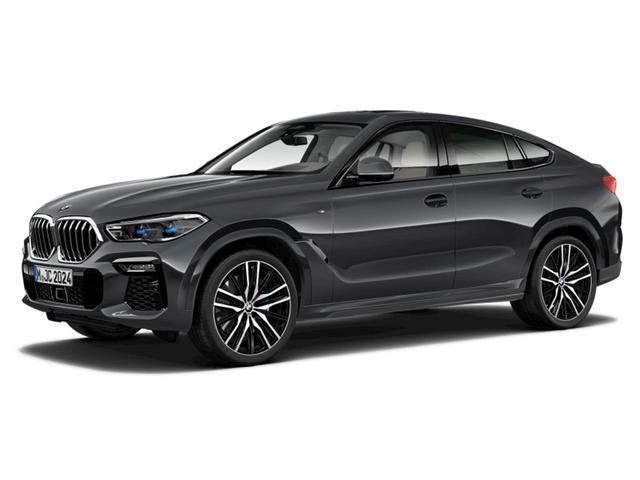 BMW X6 - xDrive30d EURO 6 Sportpaket Gestiksteuerung