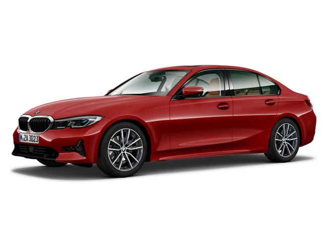 BMW 3er 320i Luxury Line NP:55.5tsd