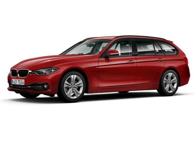 BMW 3er - 320d Limousine Sport Line