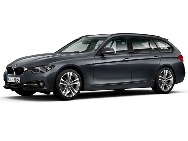 BMW 3er 330d Touring M Sport Ed. Head-Up HiFi LED RTTI EURO 6