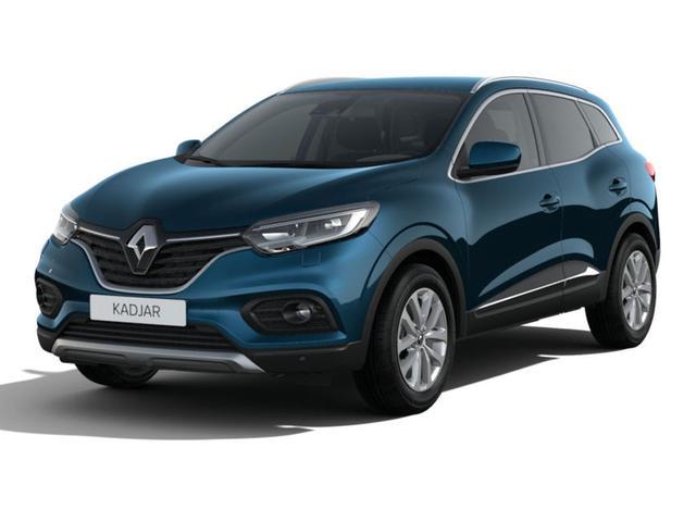 Renault Kadjar - Limited Deluxe TCe 140 GPF Navigation / Tempopilot Einparkhilfe