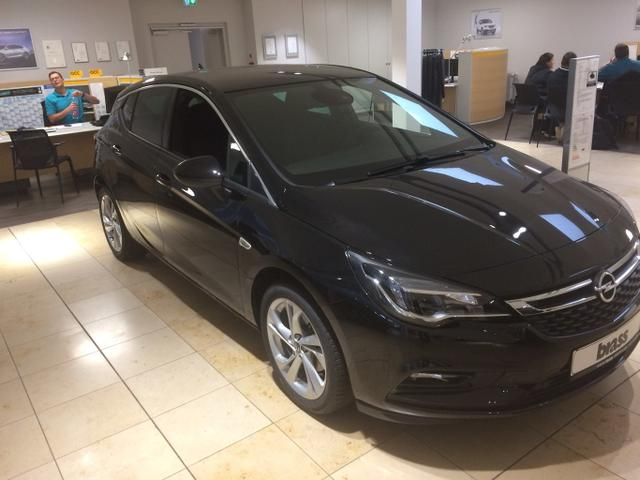 Opel Astra - 1.2 Turbo Start/Stop 120 Jahre