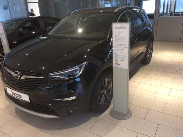 Opel Grandland X - 1.2 Start/Stop Automatik Ultimate