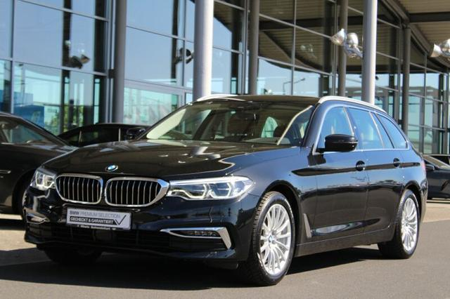BMW 5er - 540i xDrive Touring Luxury Line NaviProf AdLED