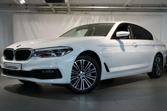 BMW 5er - 530e iPerformance Limousine Sport Line 0.5% Vers