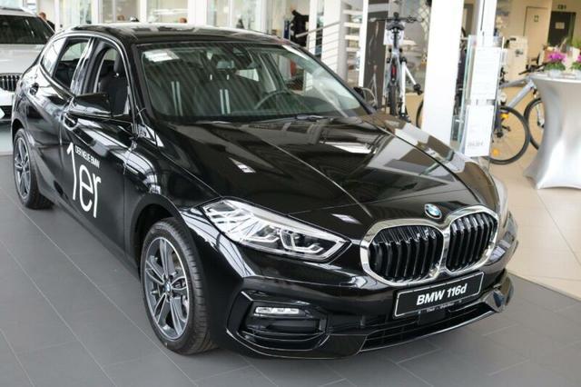BMW 1er 116d Sport Line *Lagerverkauf*