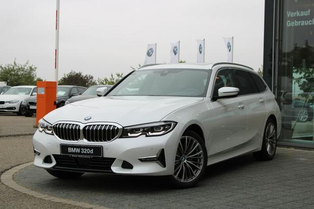 BMW 3er - 320d Touring HEA Luxury Line/LED/Pano/Automatic