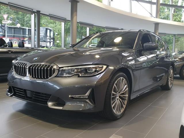 BMW 3er 320d Touring HEA Luxury Line ***SONDERAKTION***