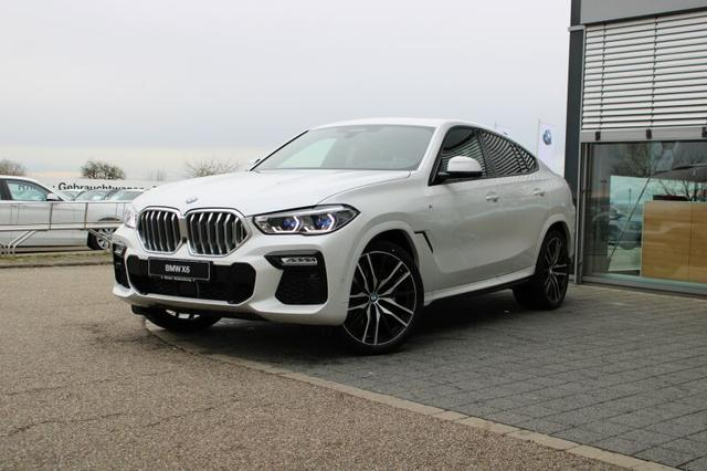 BMW X6 - xDrive30d HEA M-Sportpaket/Laserlicht/Head-Up