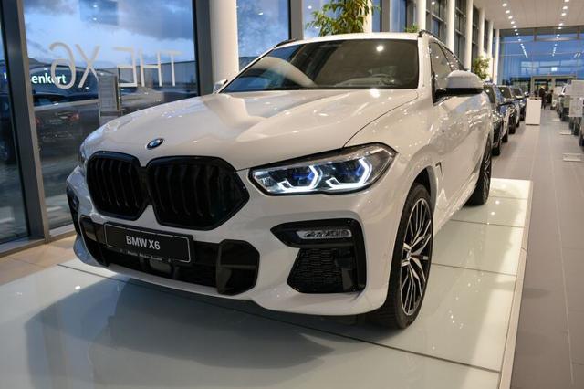 BMW X6 xDrive40i M Sportpaket ***Lagerabverkauf!