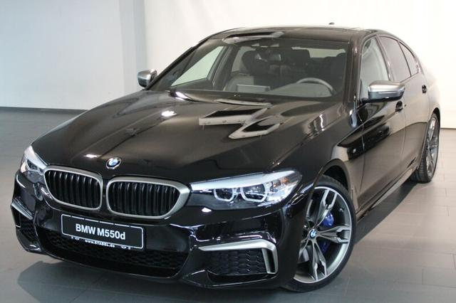 BMW 5er - M550d xDrive Limousine