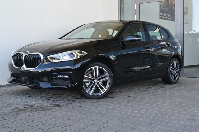 BMW 1er 118d 5-Türer Sport Line ***Lagerabverkauf!