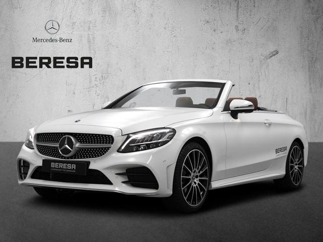 Mercedes-Benz C-Klasse C 180 Cabrio AMG Kamera Burmester LED Memory