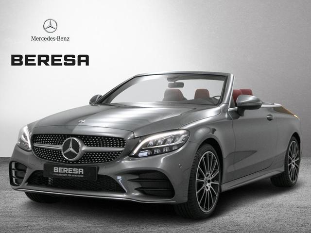 Mercedes-Benz C-Klasse C 180 Cabrio AMG Burmester LED Sitzklima
