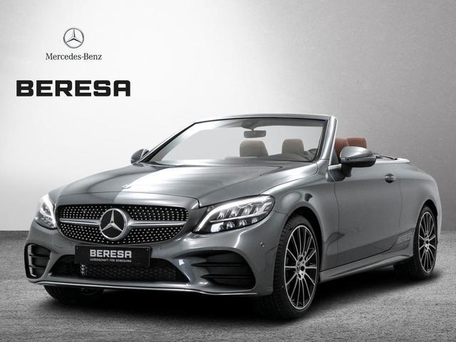 Mercedes-Benz C-Klasse C 180 Cabrio AMG Kamera Burmester Memory LED