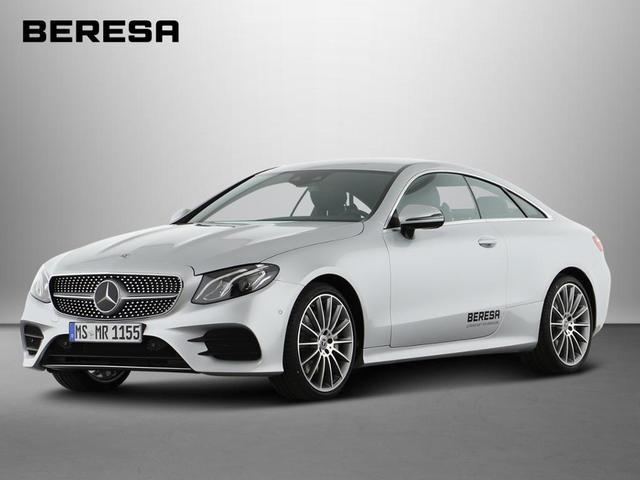 Mercedes-Benz E-Klasse E 350 d Coupé AMG Sitzheizung LED Business-Paket