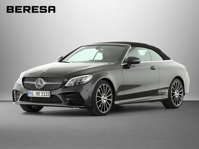 Mercedes-Benz C-Klasse C 180 Cabrio AMG Burmester LED Kamera PDC
