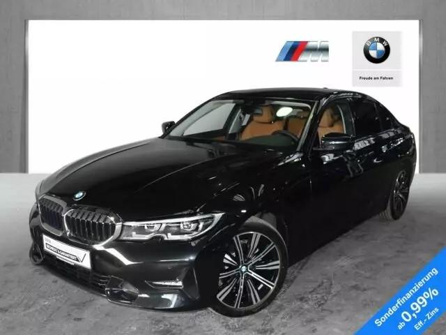 BMW 3er 320d Limousine EURO6 HiFi LED Komfortzg. Fl.Ass.