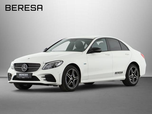 Mercedes-Benz C-Klasse C 300 e 4M AMG Night Distronic Kamera LED Spur-P