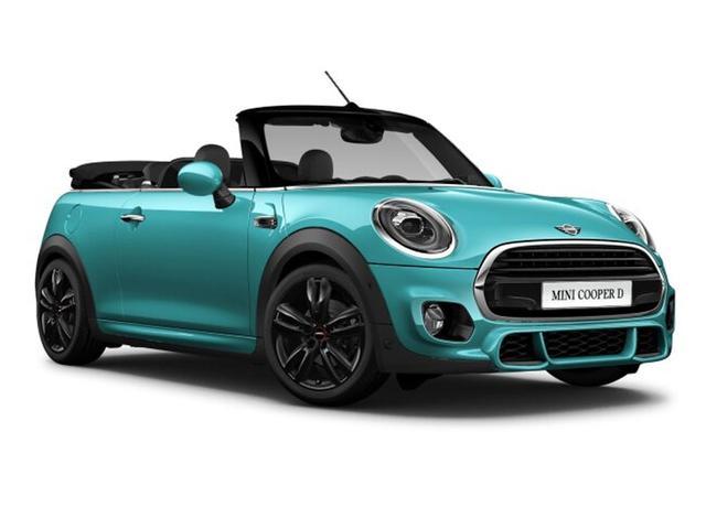 Mini Cabrio - Cooper