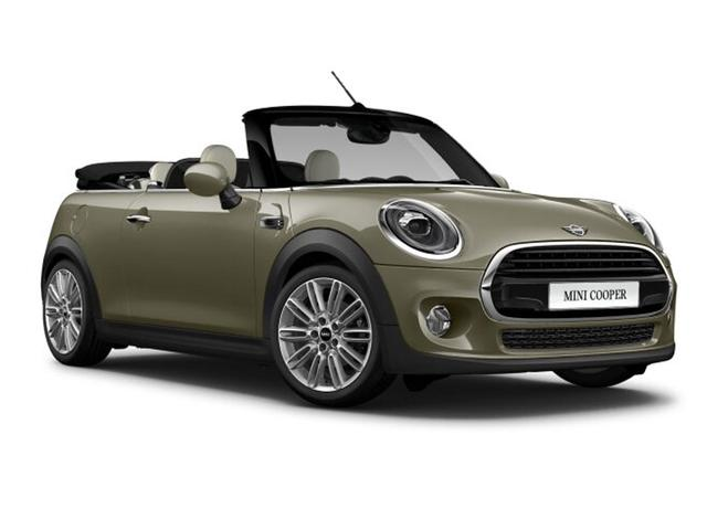 Mini Cabrio - Cooper  Sonderleasing